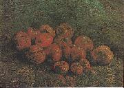 Still Life with Apples, Vincent Van Gogh