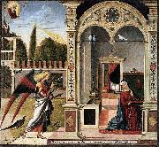 Vittore Carpaccio The Annunciation oil painting reproduction