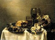 Willem Claesz Heda Still-Life oil painting reproduction