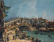 Ponte di Rialto, Workshop of Michele Marieschi