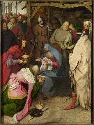 peter breughel the elder The Adoration of the Kings oil painting reproduction