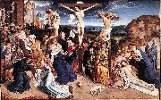unknow artist Calvary oil painting reproduction