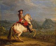 Louis XIV at the siege of Besancon