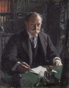 Ambassador David Jayne Hill, Anders Zorn