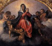 Assumption of the Virgin, Andrea del Sarto
