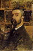 Anton mauve Self portrait oil painting reproduction