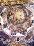 Assumption of the Virgin, Correggio