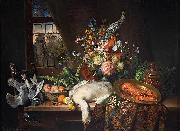 David de Noter Still Life oil painting reproduction