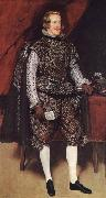 Philip IV. in Brown and Silver, Diego Velazquez
