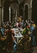 Feast in the House of Simon, El Greco