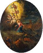 Gaspare Diziani Christ in the Garden of Gethsemane oil painting artist