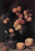 Peaches, Georg Flegel