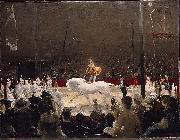 The Circus, George Wesley Bellows