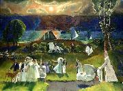 Summer Fantasy, George Wesley Bellows