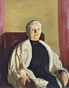 A Grandmother, George Wesley Bellows