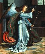 Gerard David The Annunciation oil painting reproduction
