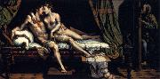 Giulio Romano The Lovers oil painting