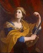 Guido Reni Judith oil painting reproduction