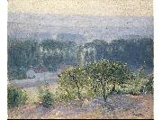 Late Afternoon, Giverny, Guy Rose