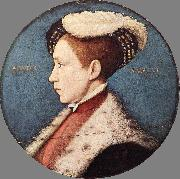 Prince of Wales, Hans holbein the younger