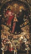 Coronation of the Virgin Mary.
