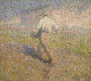 Ivan Grohar The Sower oil painting on canvas