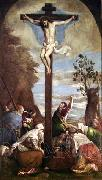 Jacopo Bassano The Crucifixion oil painting reproduction