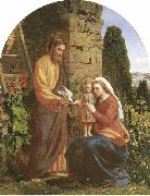 James Collinson The Holy Family oil painting reproduction