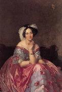 Baronne de Rothschild, Jean Auguste Dominique Ingres