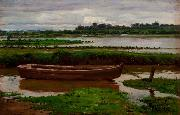 Joao Batista da Costa Landscape oil painting reproduction