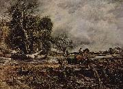 John Constable R.A., The Leaping Horse