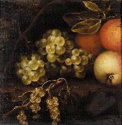 John Nost Sartorius Still life of fruits oil painting on canvas