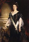 H.R.H. the Duchess of Connaught and Strathearn., John Singer Sargent