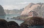 John William Edy Gomoe Isle oil painting reproduction
