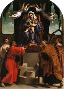 San Giacomo dell Orio Altarpiece, Lorenzo Lotto