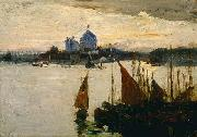 Maurice Galbraith Cullen Venice oil painting reproduction