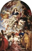 Assumption of the Virgin Mary, Peter Paul Rubens