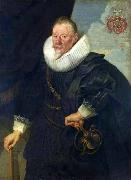 Peter Paul Rubens Portrait of prince Wladyslaw Vasa in Flemish costume oil painting reproduction