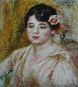 Portrait of Adele Besson, Pierre Auguste Renoir