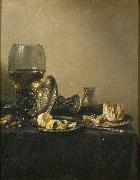 Pieter Claesz Still life oil painting reproduction
