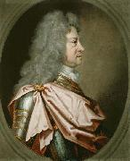 Sir Godfrey Kneller Portrait of George I of Great Britain oil painting artist