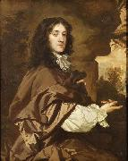 Sir Peter Lely Sir Robert Worsley, 3rd Baronet oil painting reproduction