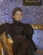 Portrait of Countess Varvara Musina-Pushkina, Valentin Serov