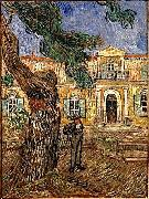 Saint Paul Asylum, Vincent Van Gogh