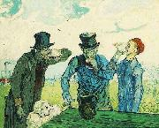 the Drinkers, Vincent Van Gogh