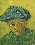 Paintings of Children, Vincent Van Gogh