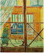 Pork Butchers Shop in Arles, Vincent Van Gogh