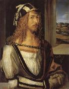 Albrecht Durer Self-Portrait oil painting reproduction