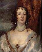Details of Anna Dalkeith,Countess of Morton, and Lady Anna Kirk, Anthony Van Dyck