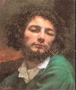 Courbet, Gustave Self-Portrait (Man with a Pipe) oil painting